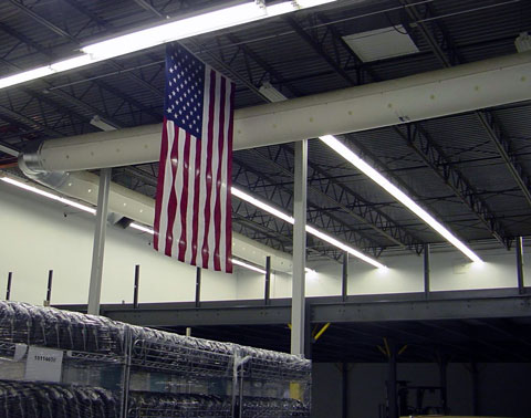 AIRMAX Fabric Ducting is proudly made in the U.S.A.